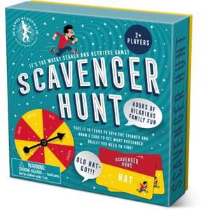 Games Academy Scavenger Hunt