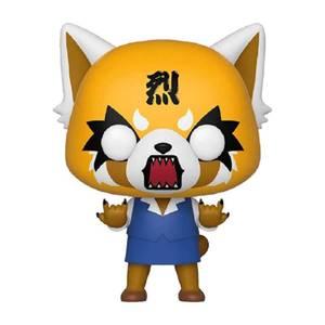 Sanrio Aggretsuko - Retsuko Rage 10 Inch Figura Pop! Vinyl EXC