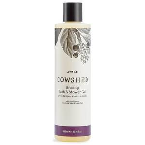 Cowshed AWAKE Bracing Bath & Shower Gel 300ml