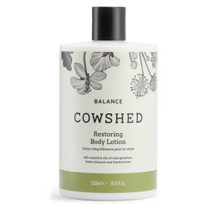 Cowshed BALANCE Restoring Body Lotion 500ml