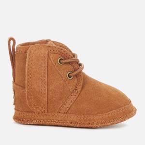 UGG Babies' Baby Neumel Boots - Chestnut