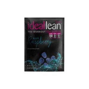IdealLean Pre-Workout - Blue Raspberry - Sample