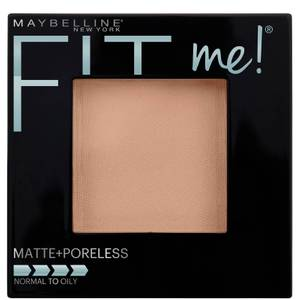 Maybelline Fit Me! Matte and Poreless Pressed Powder 8.5g (Various Shades)