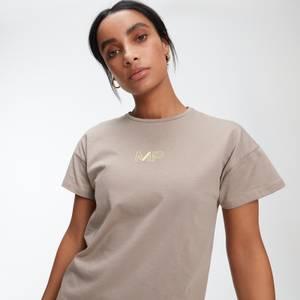MP 파워 여성용 오버사이즈 티셔츠 - 프랄린