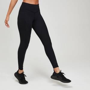 MP Women's Textured Training Leggings - Black