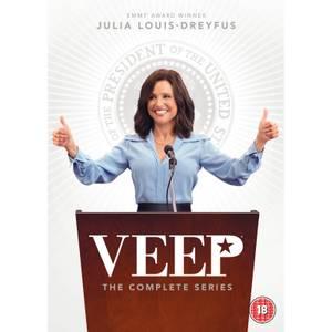 Veep - Season 1-7