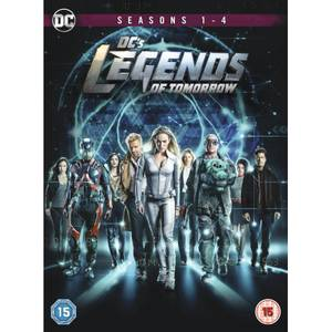 DC Legends of Tomorrow - Season 1-4