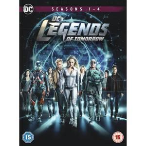 DC Legends of Tomorrow - Staffeln 1-4