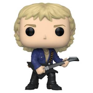 Pop! Rocks Def Leppard Phil Collen Pop! Vinyl Figure