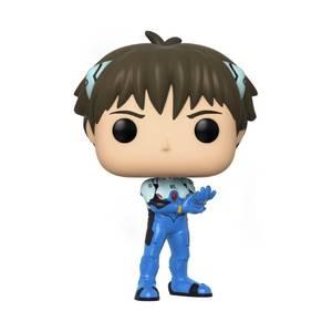 Figurine Pop! Shinji Ikari - Neon Genesis Evangelion