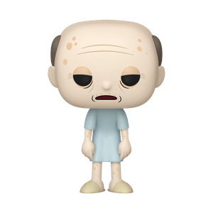 Rick and Morty Hospice Morty Funko Pop! Vinyl