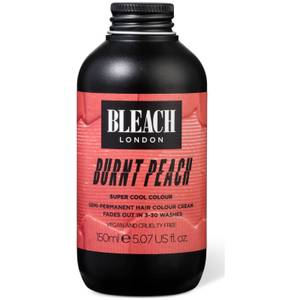 BLEACH LONDON Burnt Peach Super Cool Colour 150ml
