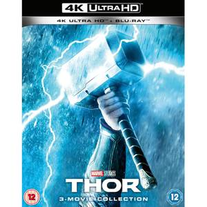 Thor Trilogy - 4K Ultra HD