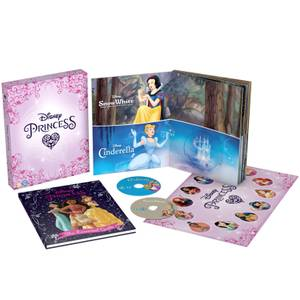 Disney Princess Complete Collection