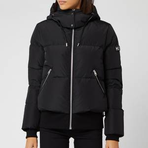 Mackage Women's Aubrie Short Classic Down Coat - Black