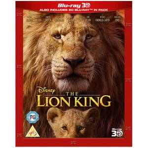 The Lion King (Live Action) - 3D (Includes Blu-Ray)