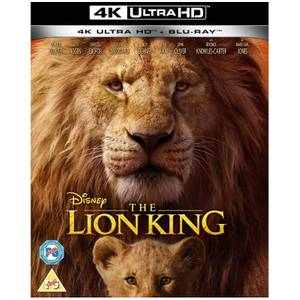 The Lion King (Live Action) - 4K Ultra HD
