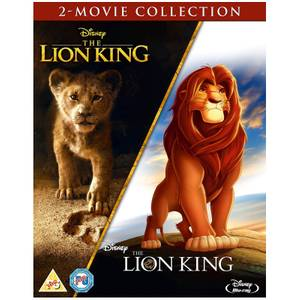 The Lion King (Live Action) / The Lion King (Animation) Doublepack