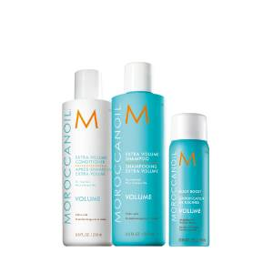 Moroccanoil Exclusive Volume Bundle with Free Root Boost (Worth £48.15)
