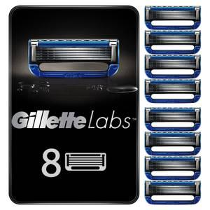GilletteLabs Heated Razor Rasierklingen (8 Stück)