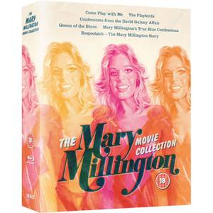 The Mary Millington Movie Collection (Blu-ray box set)