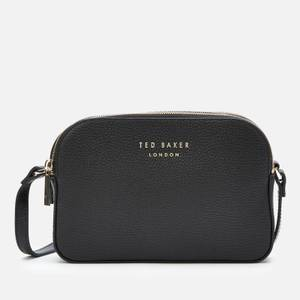 Ted Baker Women's Daisi Soft Grain Camera Bag - Black