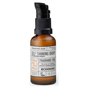Ecooking Self Tanning Drops 30ml