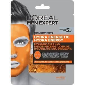 L'Oréal Paris Men Expert Hydra Energetic Tissue Mask