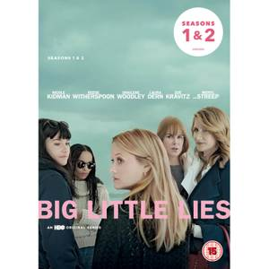 Big Little Lies Season 1 & 2