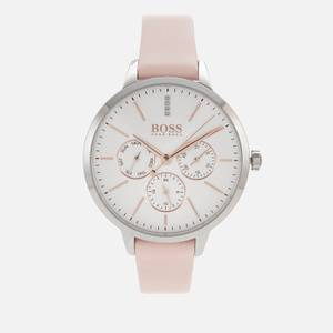 BOSS Hugo Boss Women's Symphony Chrono Watch - Rouge/SWH