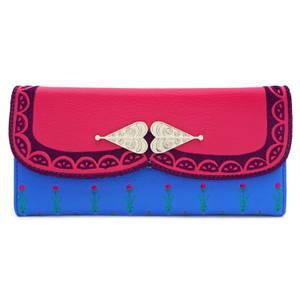 Loungefly Disney Frozen Anna Trifold Wallet