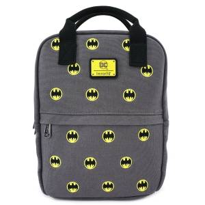 Loungefly DC Comics Dc Batman Canvas Embriodered Backpack