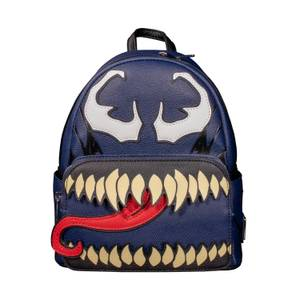 Loungefly Marvel Venom Cosplay Mini Backpack