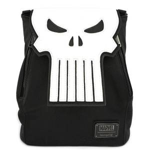 Loungefly Marvel Mini Sac à Dos Punisher
