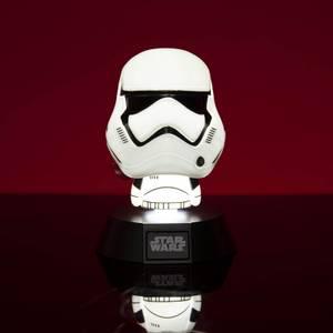 Star Wars First Order Stormtrooper Icon Light