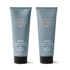 Shampoo e Balsamo Defence Duo Grow Gorgeous