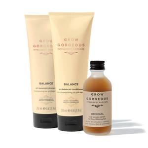Balance Hair Detox