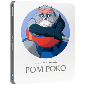 Pom Poko - Zavvi Exclusive Steelbook