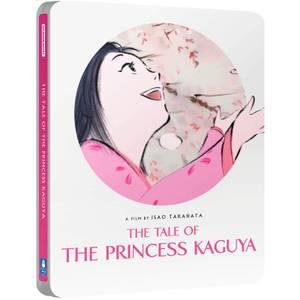 Exclusivité Zavvi: Steelbook Le Conte de la princesse Kaguya