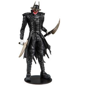 McFarlane DC Comics The Batman Who Laughs 7 Inch Ultra Action Figure