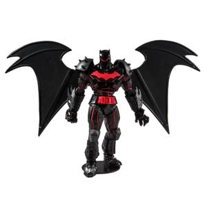 McFarlane DC Comics Batman Hellbat Armour 7 Inch Ultra Action Figure