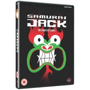 Samurai Jack The Complete Series (Includes Seasons 1-5)