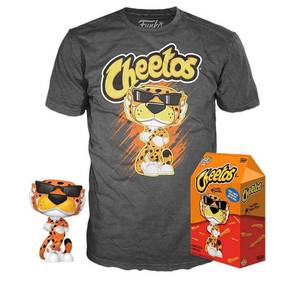 Cheetos - Chester Cheetah EXC Glow In The Dark & T-Shirt