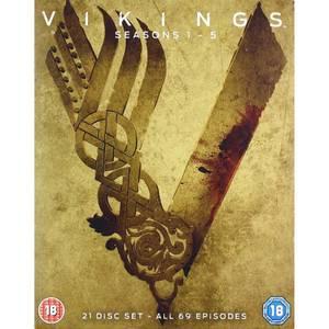 Vikings Seasons 1-5