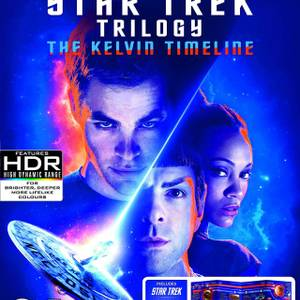 Star Trek Trilogy - The Kelvin Timeline