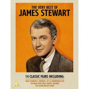 James Stewart 14 Film Collection