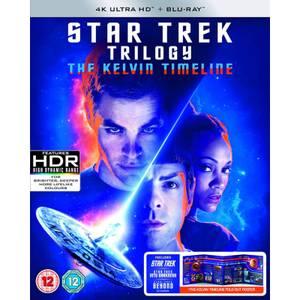 Trilogía de Star Trek - La línea temporal de Kelvin