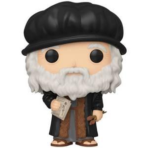 Figurine Pop! Léonard De Vinci