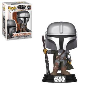 Star Wars The Mandalorian The Mandalorian (Final) Funko Pop! Vinyl