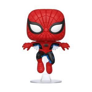 Marvel 80th - Spider-Man Figura Funko Pop! Vinyl